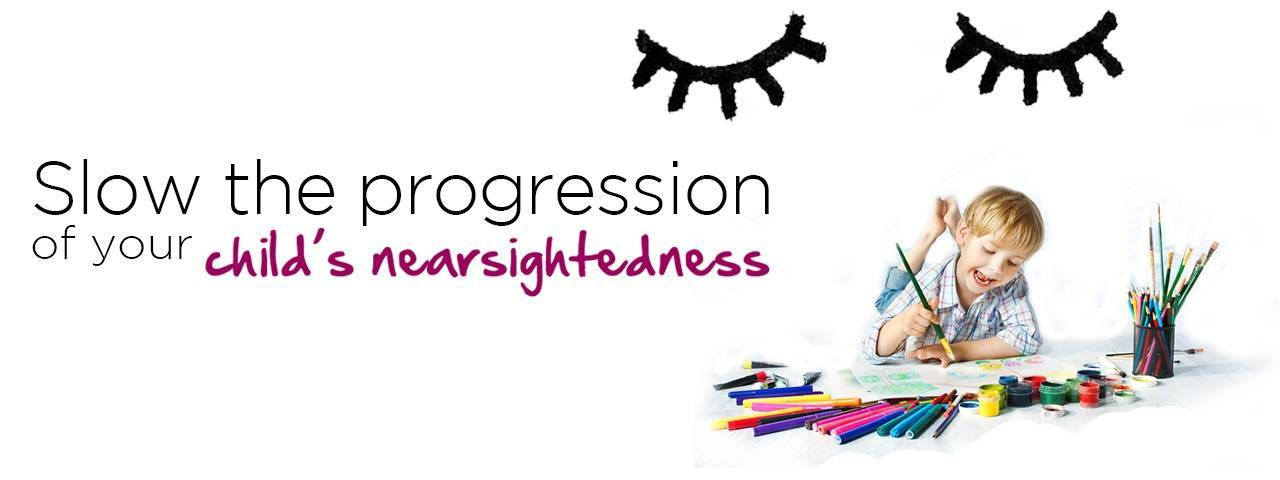 Slow the progression of your child's nearsightedness - Book an appointment at Bright Eyes Family Vision Care or Bright Eyes Kids. Tampa Florida's top pediatric eye doctor, Dr. Nate Bonilla-Warford is an expert at myopia control!